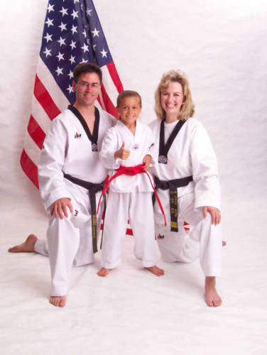 Learn tae kwon do